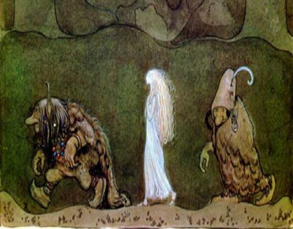 7 personajes del folclore escandinavo escalofriantes