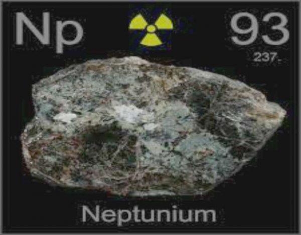 Características del Neptunio