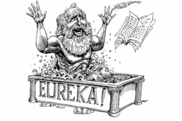 Arquímedes y el problema de la corona de oro