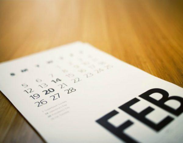 ¿Por qué febrero tiene 28 días?