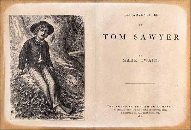 quién fue Mark Twain
