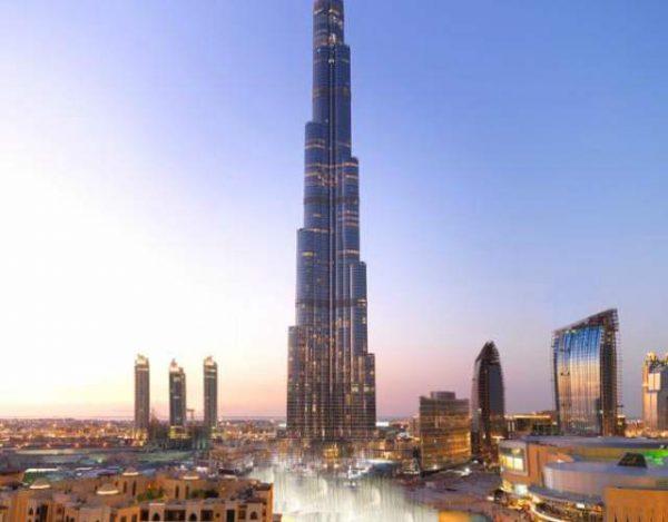 6 curiosidades del burj kalifa