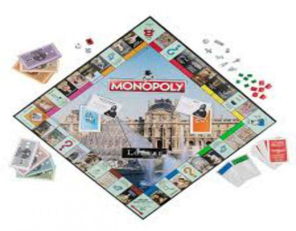 9 curiosidades sobre el monopoly