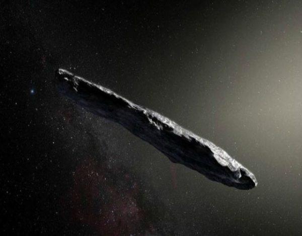 Descubren Cuatro Oumuamua Nuevos en el Sistema Solar