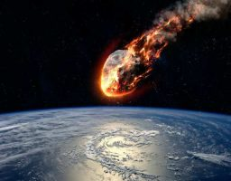Todo sobre lo meteoritos