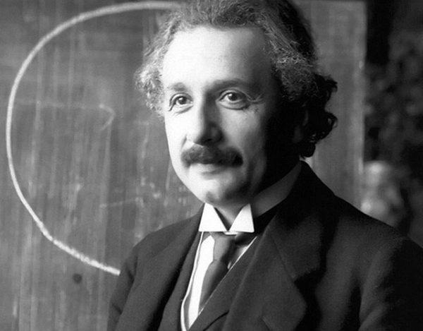 La verdad sobre las notas de Albert Einstein