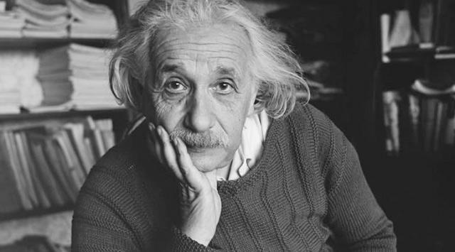 Albert Einstein y sus notas