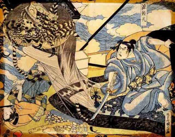 folclore japonés
