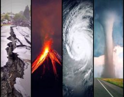 5 catástrofes naturales que pueden ocurrir