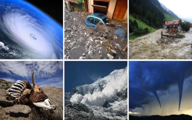5 consecuencias del cambio climático