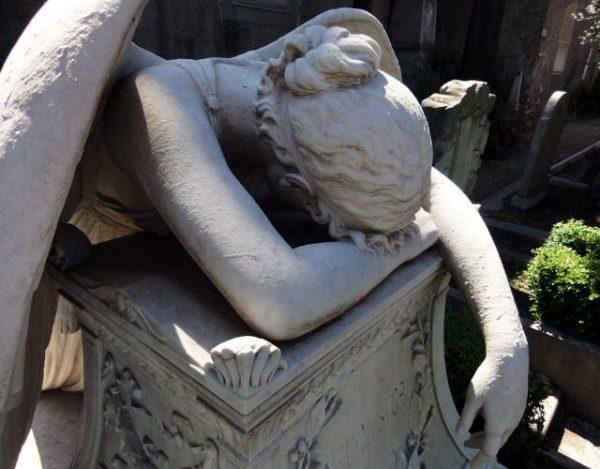 costumbres funerarias de la antigüedad