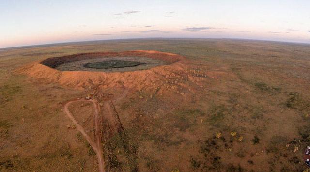 Cráter de Wolfe Creek