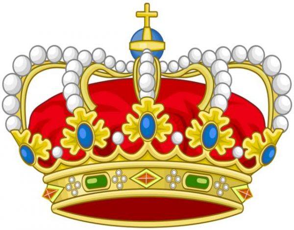 Cuál es el orden de los títulos reales y nobiliarios