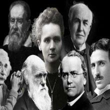 Curiosos nombres de pila de estos científicos
