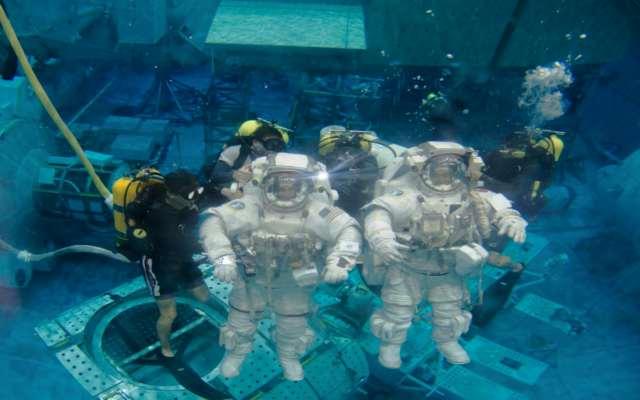 Misiones submarinas de la nasa