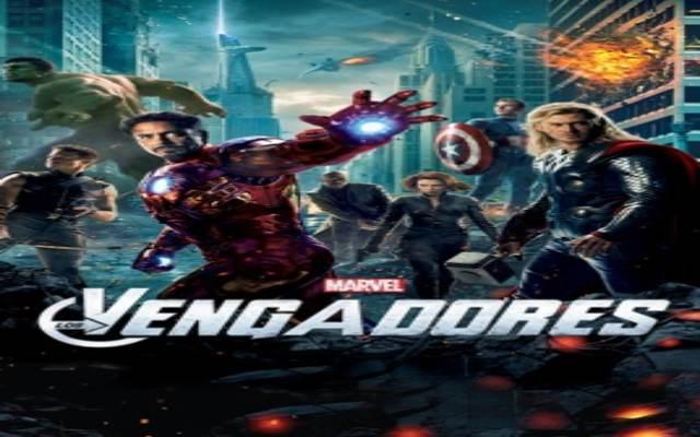 Saga Vengadores ordenadas