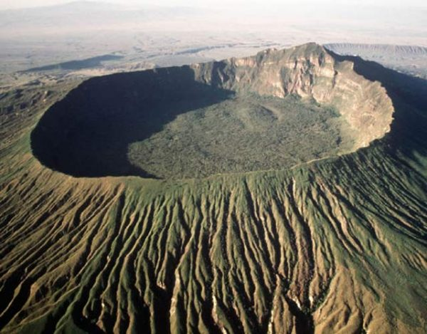 7 Cráteres de impactos de meteoritos