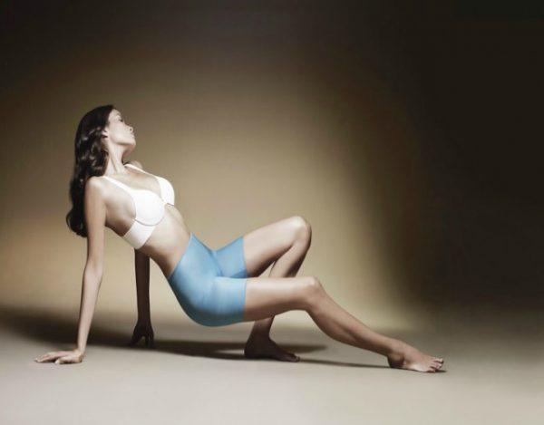 Los cuerpos simétricos, ¿son más atractivos?