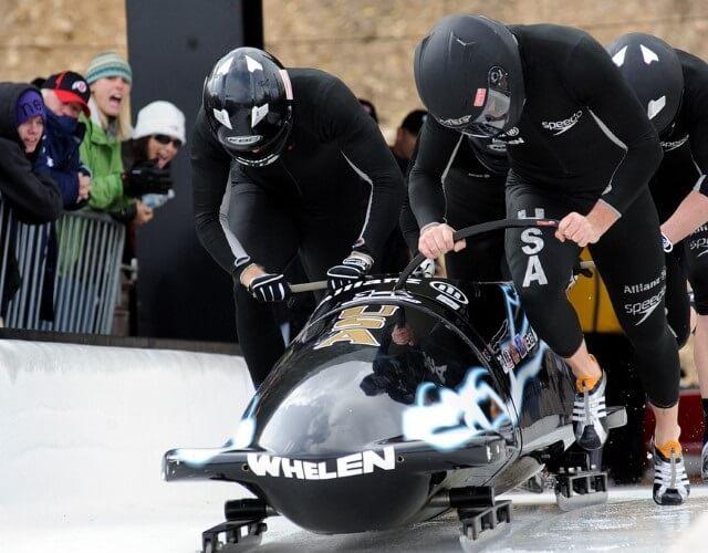 trineo bobsleigh