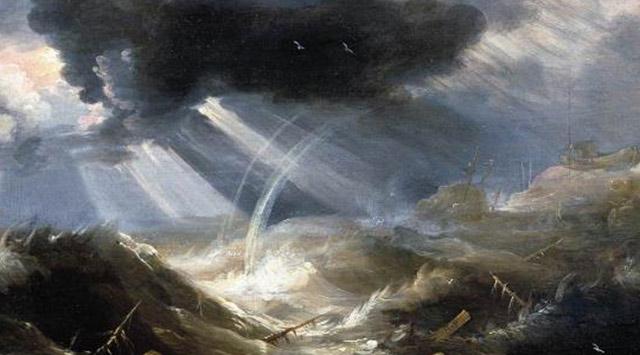 ¿Sucedió el diluvio universal?