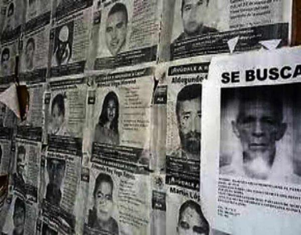 5 casos de personas desaparecidas sin dejar huella