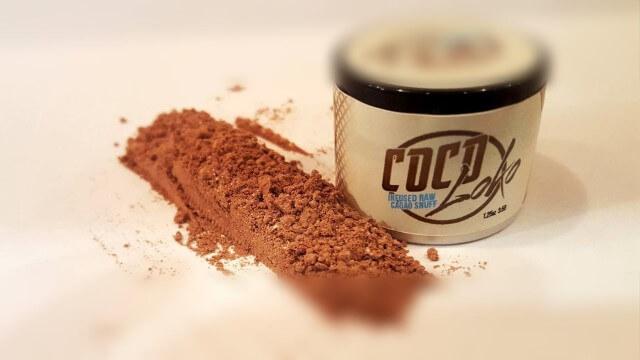 inhalar chocolate