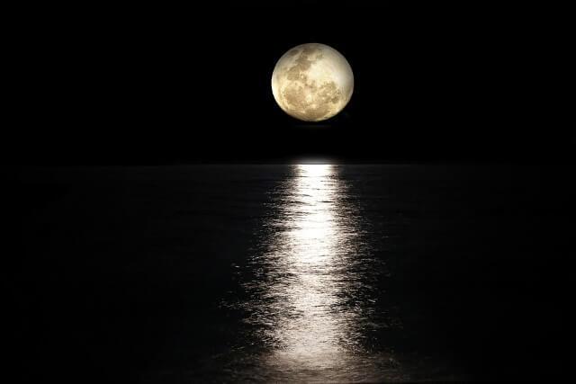 si no existiera la Luna