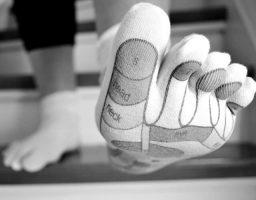 golpearse el dedo del pie