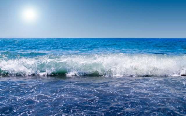 Por qué el mar es salado