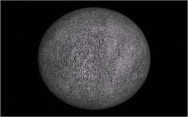 De qué color es cada planeta del sistema solar