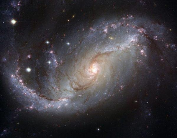galaxias espirales barradas
