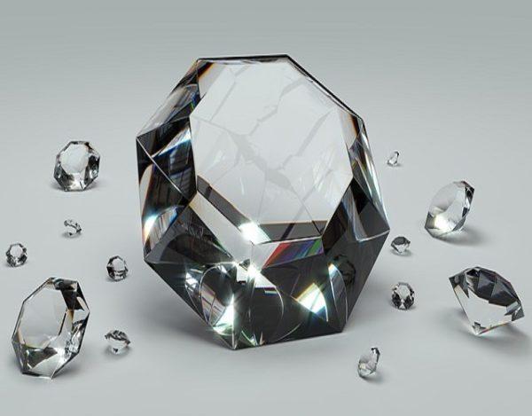 Cómo se forma el diamante