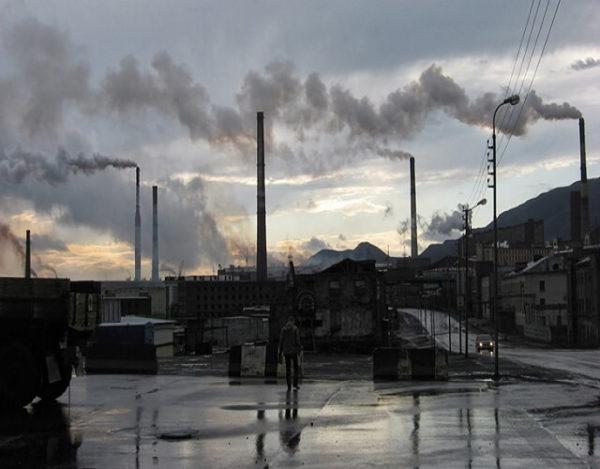 10 lugares más contaminados del mundo