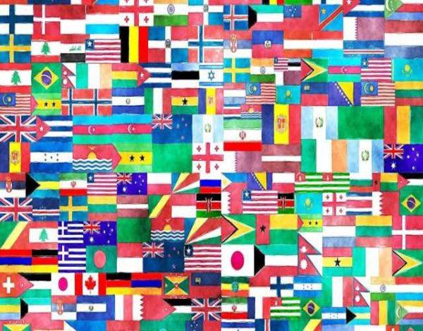 ¿Qué significan los colores de las banderas?