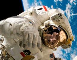 trajes de astronautas