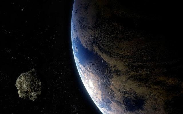 asteroide podría impactar la Tierra
