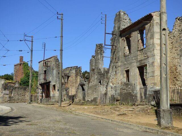 ciudades abandonadas
