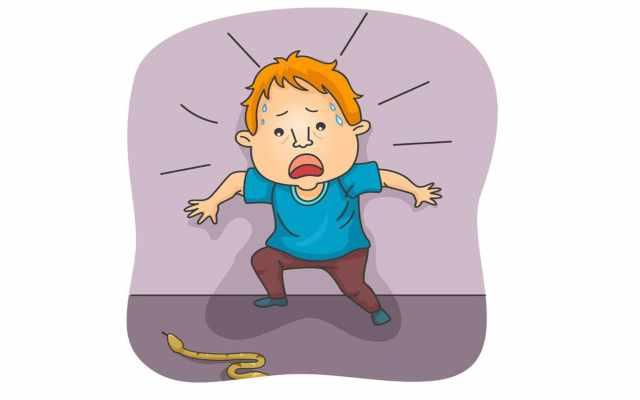Por qué tenemos miedo a las serpientes
