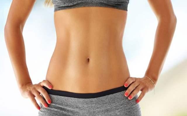 5 sencillos habitos para tener el abdomen