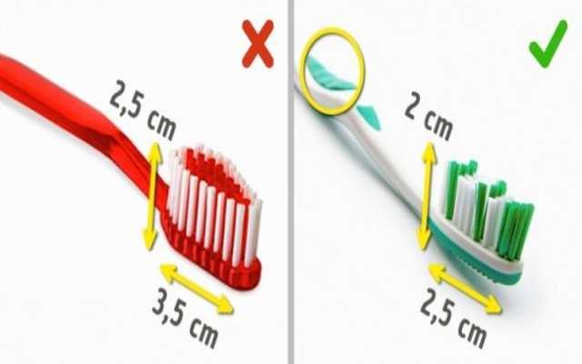 8 errores principales a la hora de cepillarse los dientes