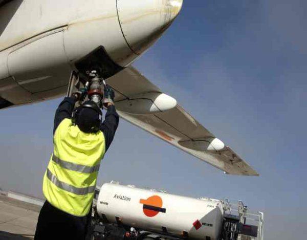 Cómo es el combustible de aviones