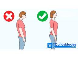 Como mejorar tu postura en 10 segundos