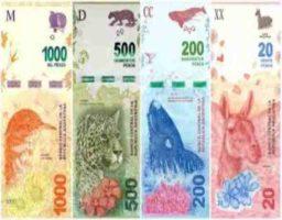 Curiosidades sobre los billetes de Argentina