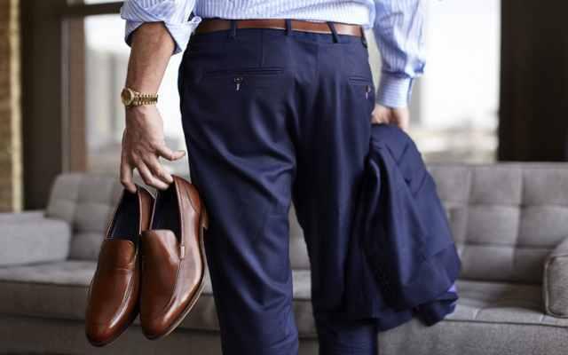 20 cosas que todo hombre debe tener en cuenta antes de vestirse