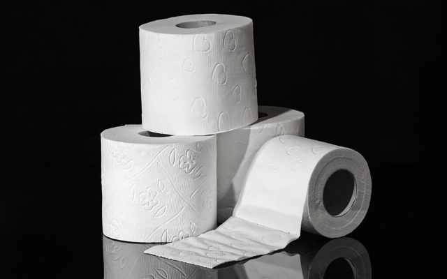 No se ponían de acuerdo sobre cómo colocar el papel higiénico, hasta que encontraron la patente