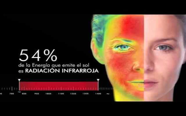 Qué es la radiación infrarroja