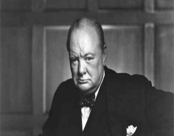 10 frases célebres de Winston Churchill