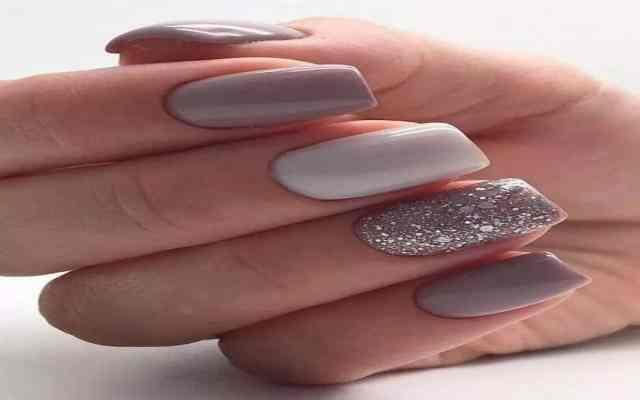 12 Ideas para manicura con uñas cortas