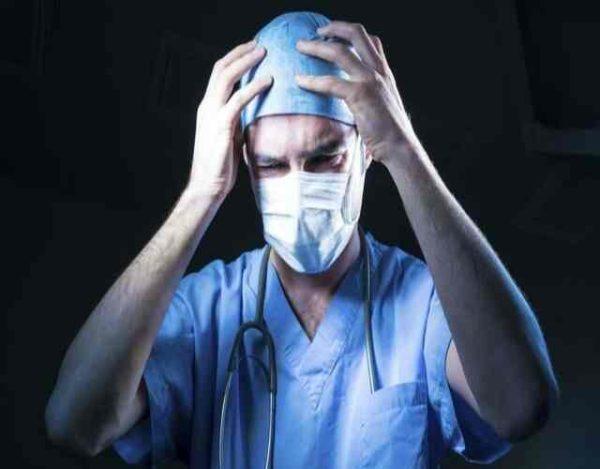 5 increíbles errores médicos escalofriantes