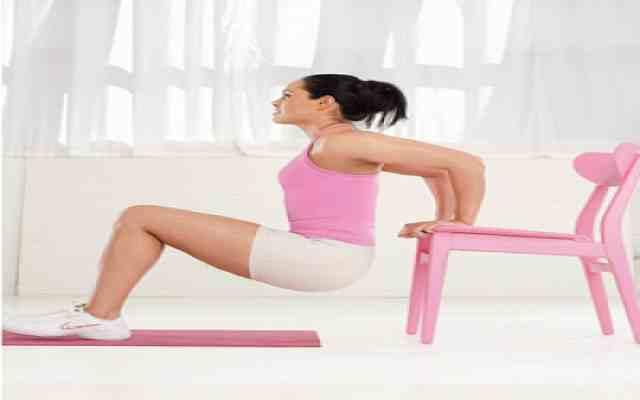 Elimina la flacidez de sus brazos y la grasa de espalda en 3 semanas